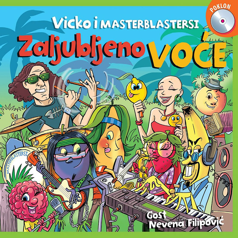 VICKO I MASTERBLASTERSI
